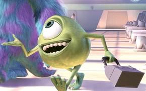 Monsters, Inc., Monsters, Inc., Film, Film