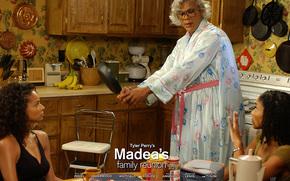 Воссоединение семьи Мэдеи, Madea's Family Reunion, фильм, кино