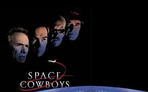 Space Cowboys, Space Cowboys, film, movies