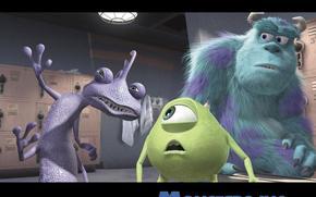 Monsters, Inc., Monsters, Inc., film, movies