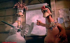 Chicken Run, Chicken Run, film, movies