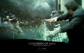 Children of Men, Children of Men, film, movies