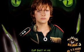 Wild Bunch 3: urchins accept the challenge, Die wilden Kerle 3, film, movies