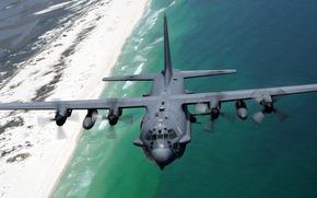 plane, flight, north-west coast of Florida