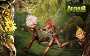 Arthur and the Invisibles, Arthur et les Minimoys, film, movies