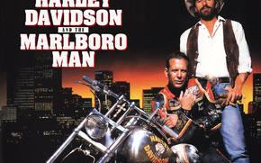 Harley Davidson and the Marlboro Man, Harley Davidson and the Marlboro Man, film, movies