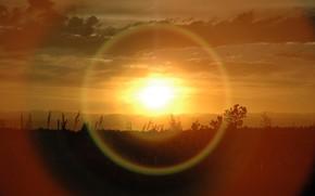 sole, luce, raggi