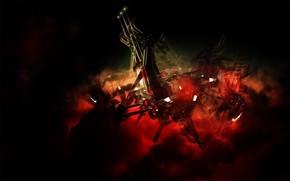 red, design