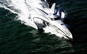 boat, water, design