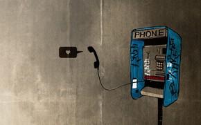 телефон, трубка, текстура