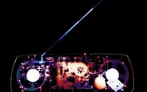 магнитафон, антена, рентген