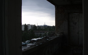 Czarnobyl, npp, views