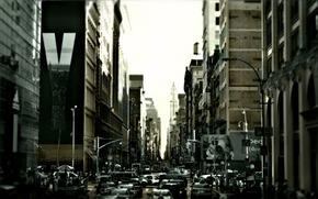 нью-йорк, город, фото, черно-белое, обои на рабочий стол, картинки для рабочего стола