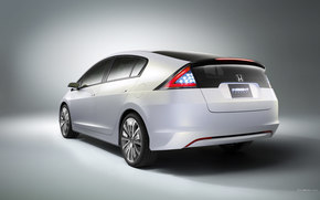 Honda, Insight, авто, машины, автомобили