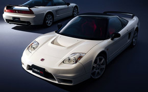Honda, NSX, Car, machinery, cars