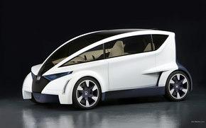 Honda, P-NUT, Car, machinery, cars