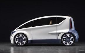 Honda, P-NUT, Samochd, maszyny, samochody