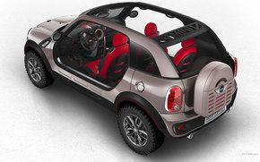 Mini, Beachcomber, авто, машины, автомобили