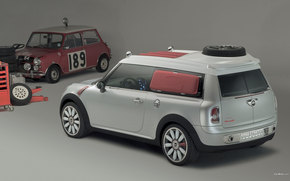 MINI, Concept, Voiture, Machinerie, voitures