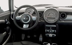 Mini, Cooper, авто, машины, автомобили