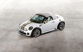 Mini, Roadster, Car, machinery, cars