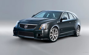 Cadillac, CTS, Car, machinery, cars