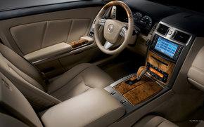 Cadillac, XLR, Car, machinery, cars