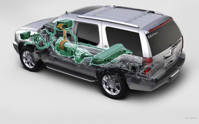 Cadillac, Escalade, Car, machinery, cars