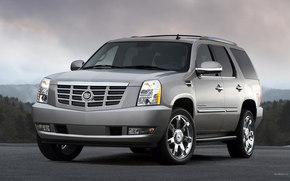 Cadillac, Escalade, Voiture, Machinerie, voitures