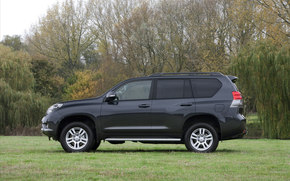 Toyota, Land Cruiser Prado, Car, machinery, cars