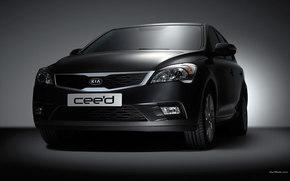 Kia, Cee'd, авто, машины, автомобили