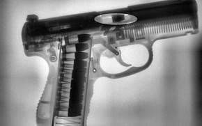 X-ray, gun