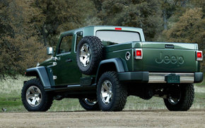 Jeep, Gladiator, Car, machinery, cars