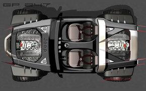 Jeep, Hurricane, авто, машины, автомобили