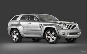 Jeep, Trailhawk, Voiture, Machinerie, voitures