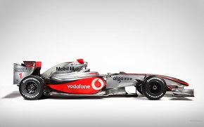 Mercedes-Benz, F1, авто, машины, автомобили