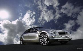 Mercedes-Benz, F700, Voiture, Machinerie, voitures