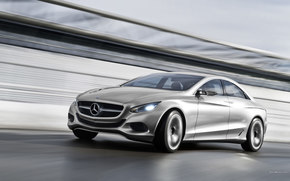 Mercedes-Benz, F800, Car, machinery, cars