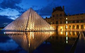 франция, лувр, музей