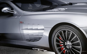 Mercedes-Benz, SLR, Car, machinery, cars
