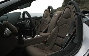 Mercedes-Benz, SLR, Voiture, Machinerie, voitures