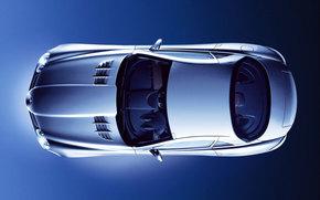 Mercedes-Benz, SLR, Car, machinery, cars