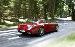 Mercedes-Benz, SLS, Auto, macchinario, auto