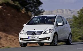 Mercedes-Benz, A-Class, авто, машины, автомобили