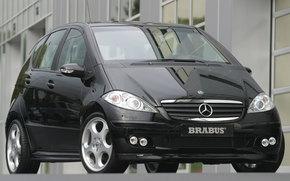 Mercedes-Benz, A-Class, Car, machinery, cars