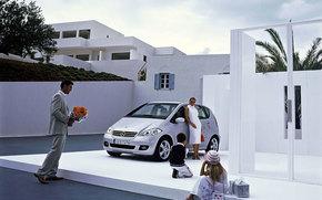 梅赛德斯 - 奔驰, A-级, 汽车, 机械, 汽车