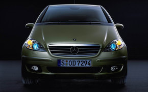 Mercedes-Benz, A-Class, Car, machinery, cars