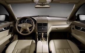 Mercedes-Benz, C-Class, авто, машины, автомобили