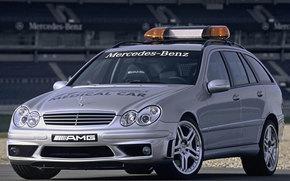 Mercedes-Benz, Clase C, Coche, Maquinaria, coches