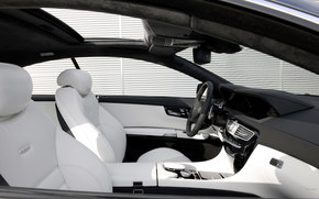 Mercedes-Benz, Classe CL, Auto, macchinario, auto
